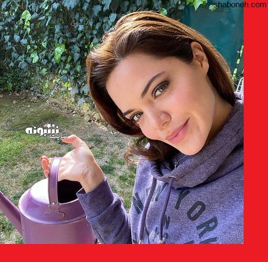 بازیگر نقش زلیخا در سریال روزگاری در چوکوروا +اینستاگرام