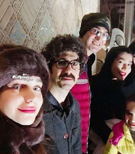 بازیگر نقش جابر و قادر در سریال ایلدا کیست؟ بیوگرافی محمد صادق ملک