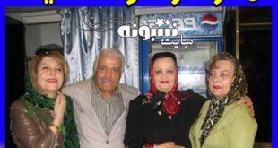 همسر نصرالله وحدت بازیگر و کارگردان سینما کیست +عکس