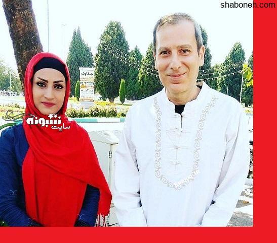بیوگرافی رامین ناصرنصیر بازیگر و همسرش و فرزندش +عکس