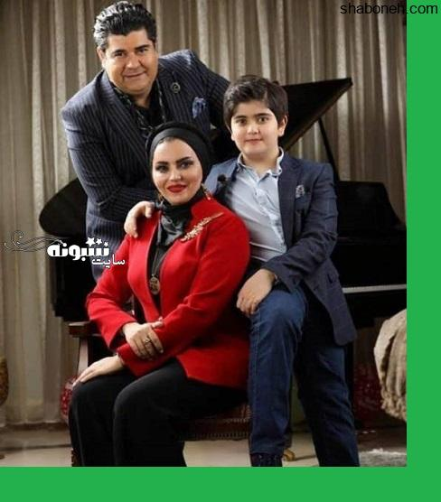 بیوگرافی سالار عقیلی خواننده و همسر و پسرش +عکس