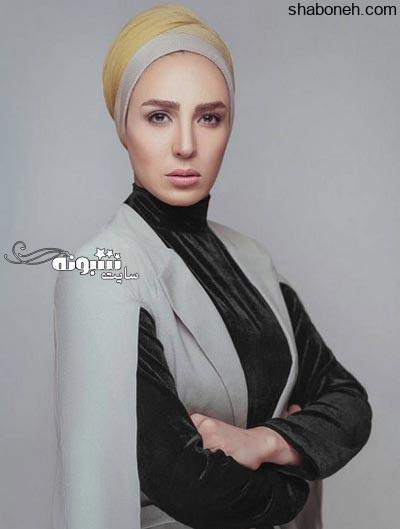 بازیگر نقش ثریا در سریال نجلا (عکس جنجالی سوگل طهماسبی)