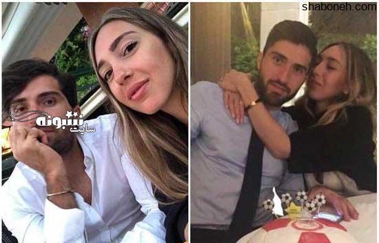 بیوگرافی الکساندر صوفیا کالولی همسر کریم انصاری فرد +اینستاگرام