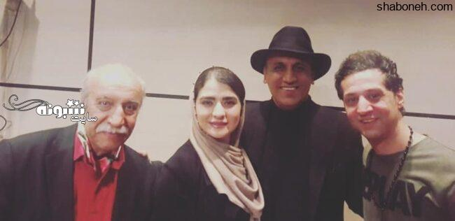 بیوگرافی امیر نیکیار بازیگر نقش آقا نیکی و همسرش کیست؟