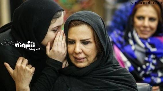 بیوگرافی الهام غفوری (تهیه کننده) همسر سیروس مقدم +عکس