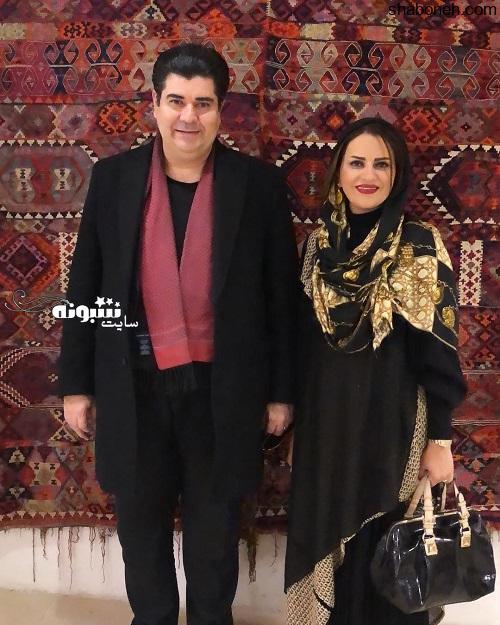 بیوگرافی حریر شریعت زاده همسر سالار عقیلی +عکس جدید