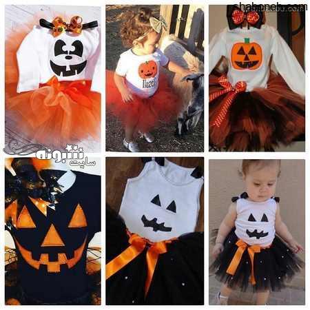 لباس هالووین دخترانه