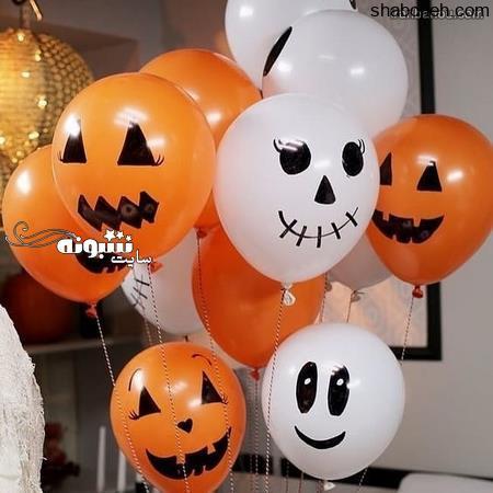 تم هالووین برای کودک