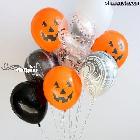 تم هالووین برای تولد
