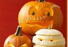 تم تولد دخترانه هالووین