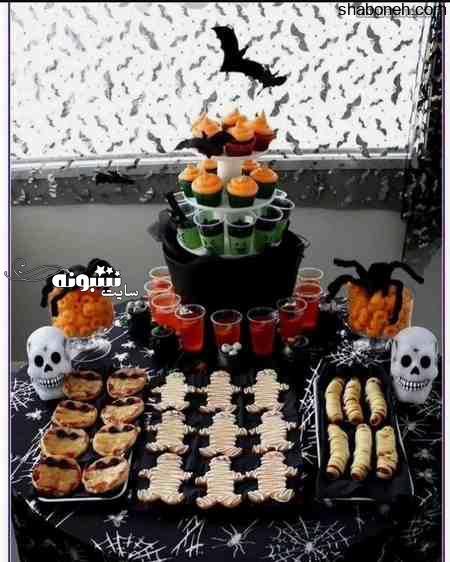 کاردستی برای هالووین