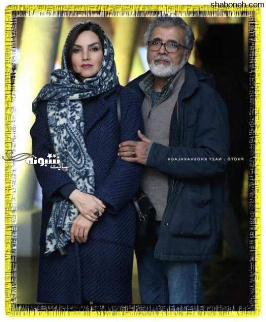 همسر مرجان شیرمحمدی کیست + ماجرای آشنایی و عکس