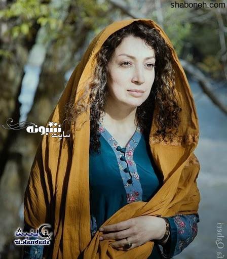 نگار عابدی بازیگر نقش شعله در سریال صفر بیست و یک (021) عکس جنجالی