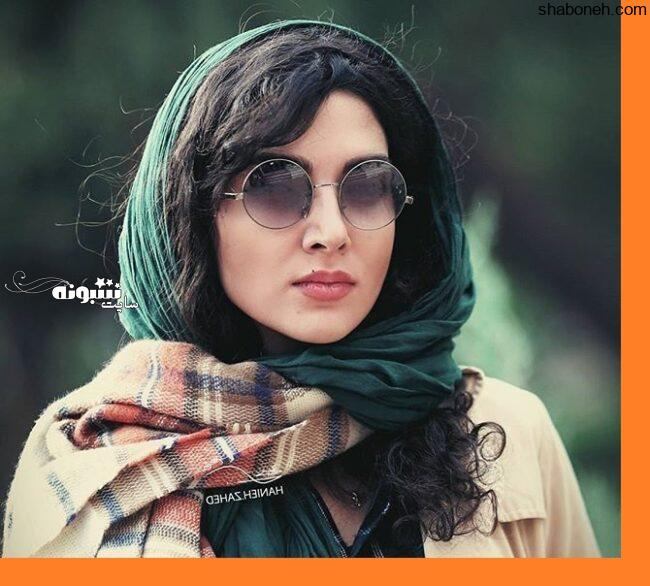 بازیگر نجلا در سریال نجلا اینستاگرام (عکس جنجالی)