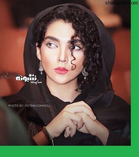 بازیگر نجلا در سریال نجلا (عکس جنجالی سارا رسول زاده)