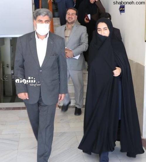 بیوگرافی سارا فلاحی نماینده مجلس ایلام +اینستاگرام
