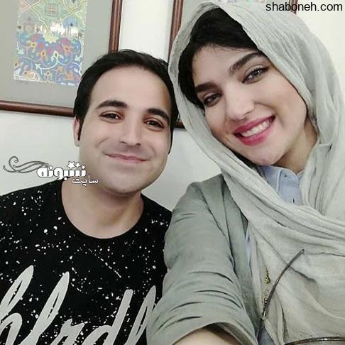 بیوگرافی سارا رسول زاده بازیگر و همسرش +عکس جنجالی