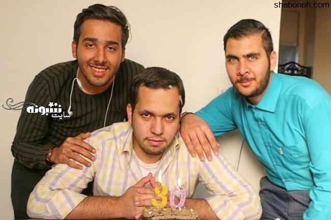 بیوگرافی حامد سلطانی مجری برنامه میدون +اینستاگرام
