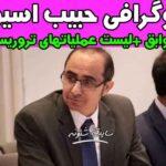 حبیب اسیود کیست بیوگرافی سرکرده الاحوازیه رهبر گروه النضال اهواز