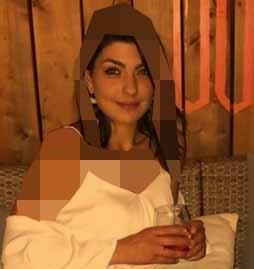 عکس لختی دختر بهرام شکوری در کانادا