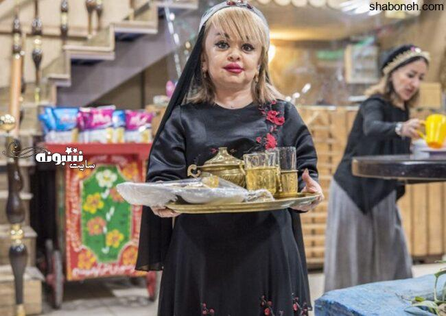 رستوران کوتوله ها (کوتاه قدها) در تهران را ببینید (تصاویر)