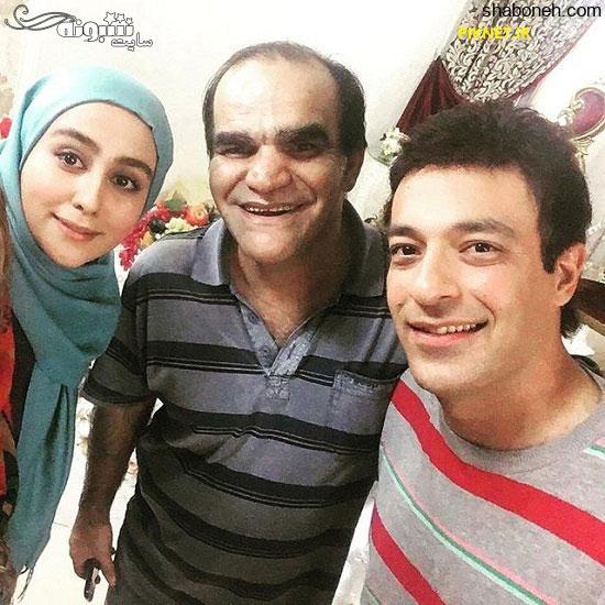 بیوگرافی سامان دارابی بازیگر نقش مرتضی در سریال خانه امن +اینستاگرام
