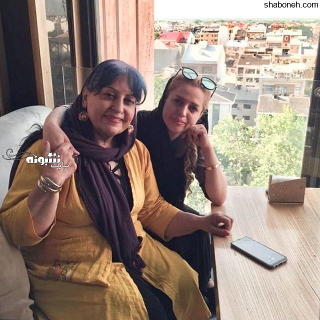 بیوگرافی اکرم مهدوی بازیگر کودکی شیرین در سریال پس از باران و همسرش +عکس و اینستاگرام