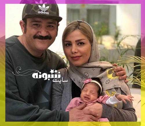 آرزو همسر مهران غفوریان کیست؟ بیوگرافی و عکس آرزو غفوریان