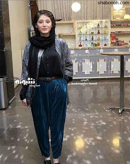 عکس پاهای فرشته حسینی بازیگر نقش لیلا در سریال قورباغه +عکس جنجالی