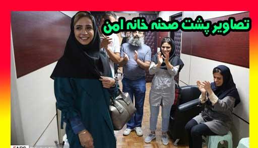 بازیگران سریال خانه امن اسامی + خلاصه داستان و پشت صحنه