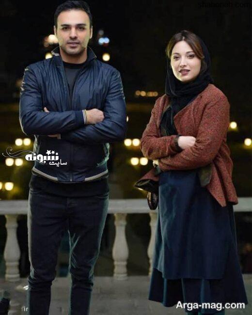 بازیگر نقش پیام در سریال خانه امن کیست (عکس جنجالی سامان صفاری)