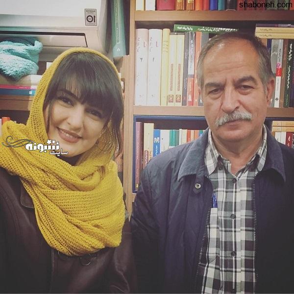 مریم شیرازی بازیگر نقش سوده در سریال ۰۲۱(صفر 21) +عکس