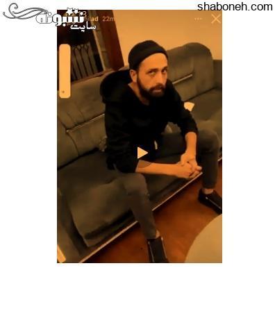 (فیلم) میلاد حاتمی محسن افشانی را خفت کرد +جزئیات