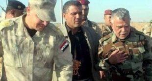 کشته شدن فرمانده سپاه در مرز سوریه و عراق