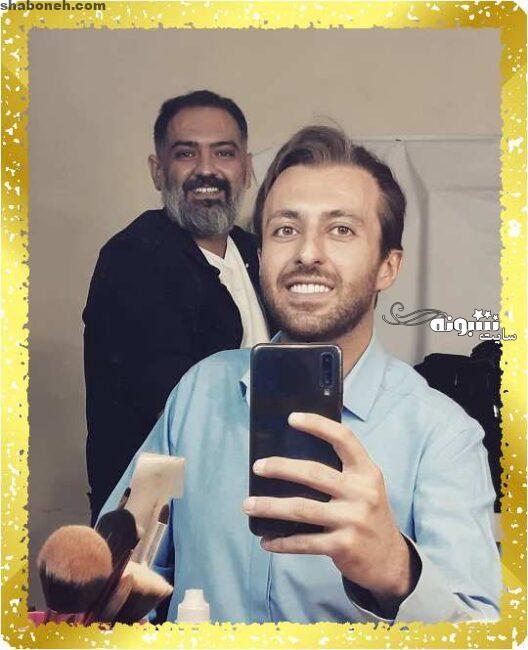 بازیگر نقش خاکپور در سریال باخانمان کیست؟ بیوگرافی حسام محمودی