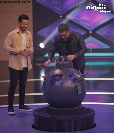ساعت پخش و تکرار مسابقه سیم اخر رضا رشیدپور سیم آخر
