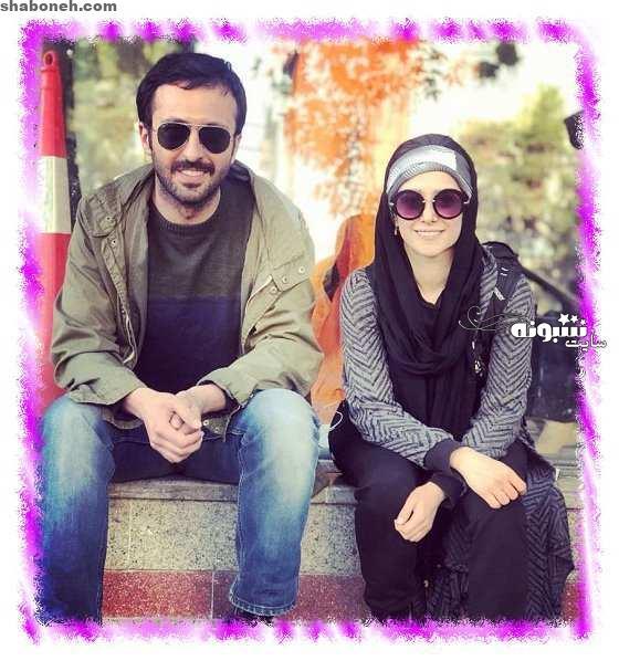 بازیگر نقش مسعود در سریال باخانمان کیست؟ بیوگرافی و عکس بیوگرافی حسام محمودی و همسرش