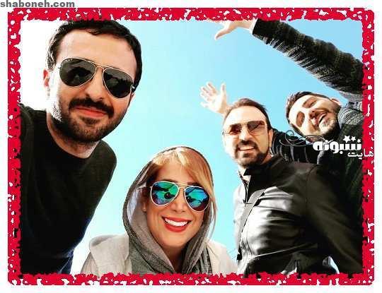 بازیگر نقش مسعود در سریال باخانمان کیست؟ بیوگرافی حسام محمودی و همسرش