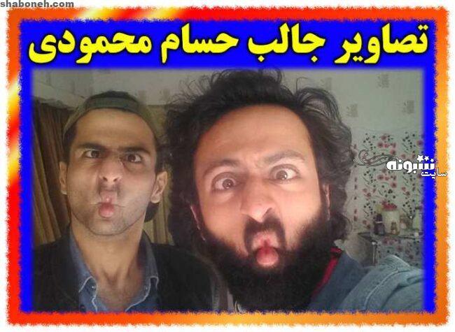 بازیگر نقش مسعود در سریال باخانمان کیست؟ بیوگرافی حسام محمودی