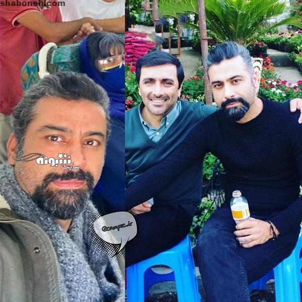 بازیگر نقش سعید در سریال خانه امن کیست (بیوگرافی و همسر علی جلالی)