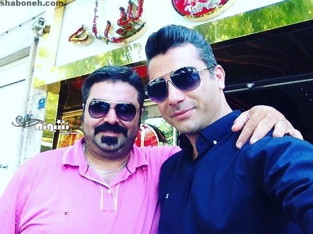 بیوگرافی علی جلالی بازیگر نقش سعید در سریال خانه امن و همسر و اینستاگرام