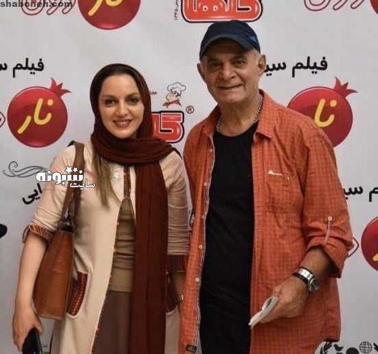 بیوگرافی نسیرین بابایی بازیگر و عکس جنجالی نسیرین بابایی
