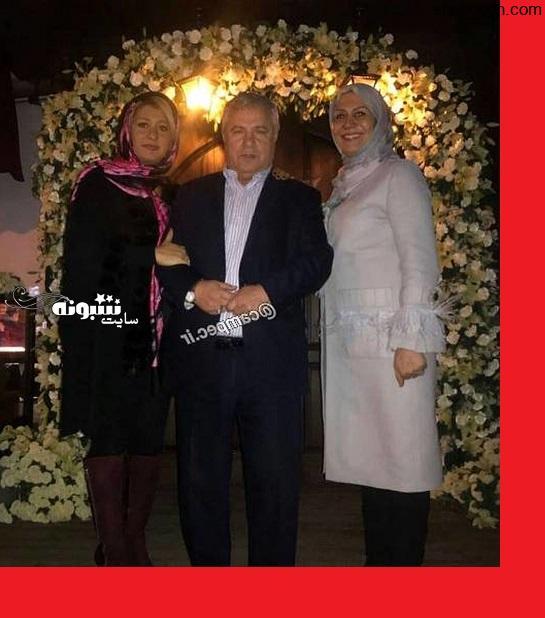 همسر علی پروین کیست؟ عکس همسر علی پروین و دختر لادن پروین