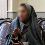 دختر جوانی که توسط پدر و عمویش شکنجه شد
