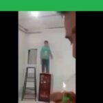 فیلم آزار و شکنجه کودک سندرم داون +جزئیات