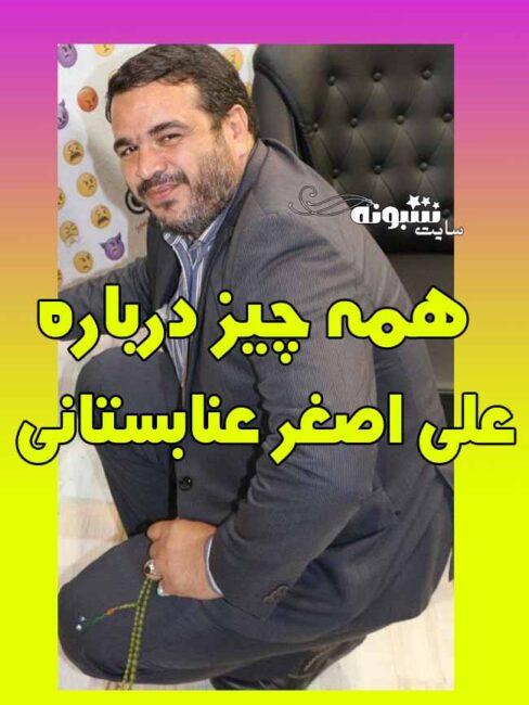 بیوگرافی علی اصغر عنابستانی نماینده مجلس سبزوار +اینستاگرام