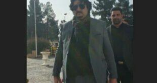 مشاور رسانه ای شهردار کرمانشاه کیست؟ ماجرای لحظه ورود