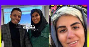 همسر محمد بزگی کیست؟ بیوگرافی پریسا بختیاری +اینستاگرام