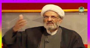 توهین احمد جهان بزرگی به حسن روحانی و مسئولان نظام (فیلم)