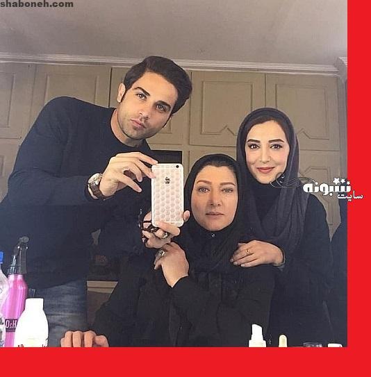 بیوگرافی آرمان درویش بازیگر و همسرش +اینستاگرام و خانواده